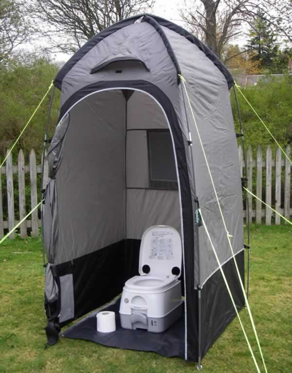 Green Goddess Glamping Toilet Or No Toilet For A Camper