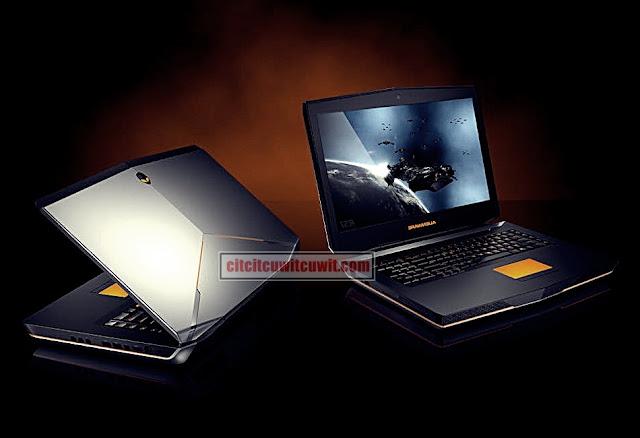 Laptop dengan harga termahal di dunia alienware 18