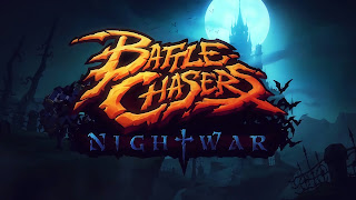 Battle Chasers Nightwar Cover