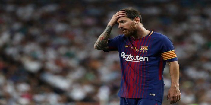ميسي يضع شرطا جديدا لتوقيع العقد الجديد مع برشلونة