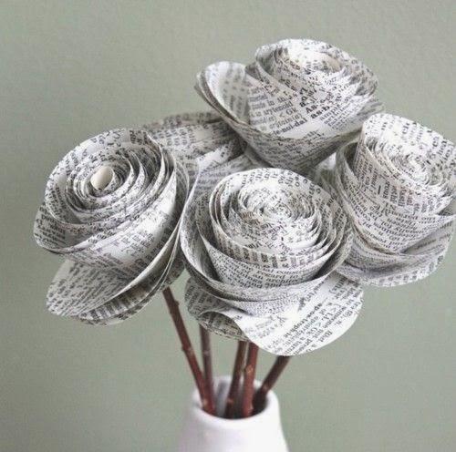 Kerajinan Tangan Dari Kertas, Aneka Kreasi Kertas 9