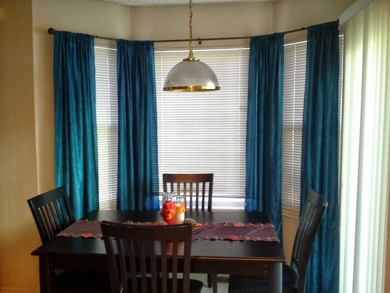 The Hebdon Family Diy Curtain Rods