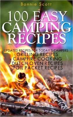 Perfect for troops who camp a lot-Best selling camping cookbook on Amazon covers all kinds of cooking styles.