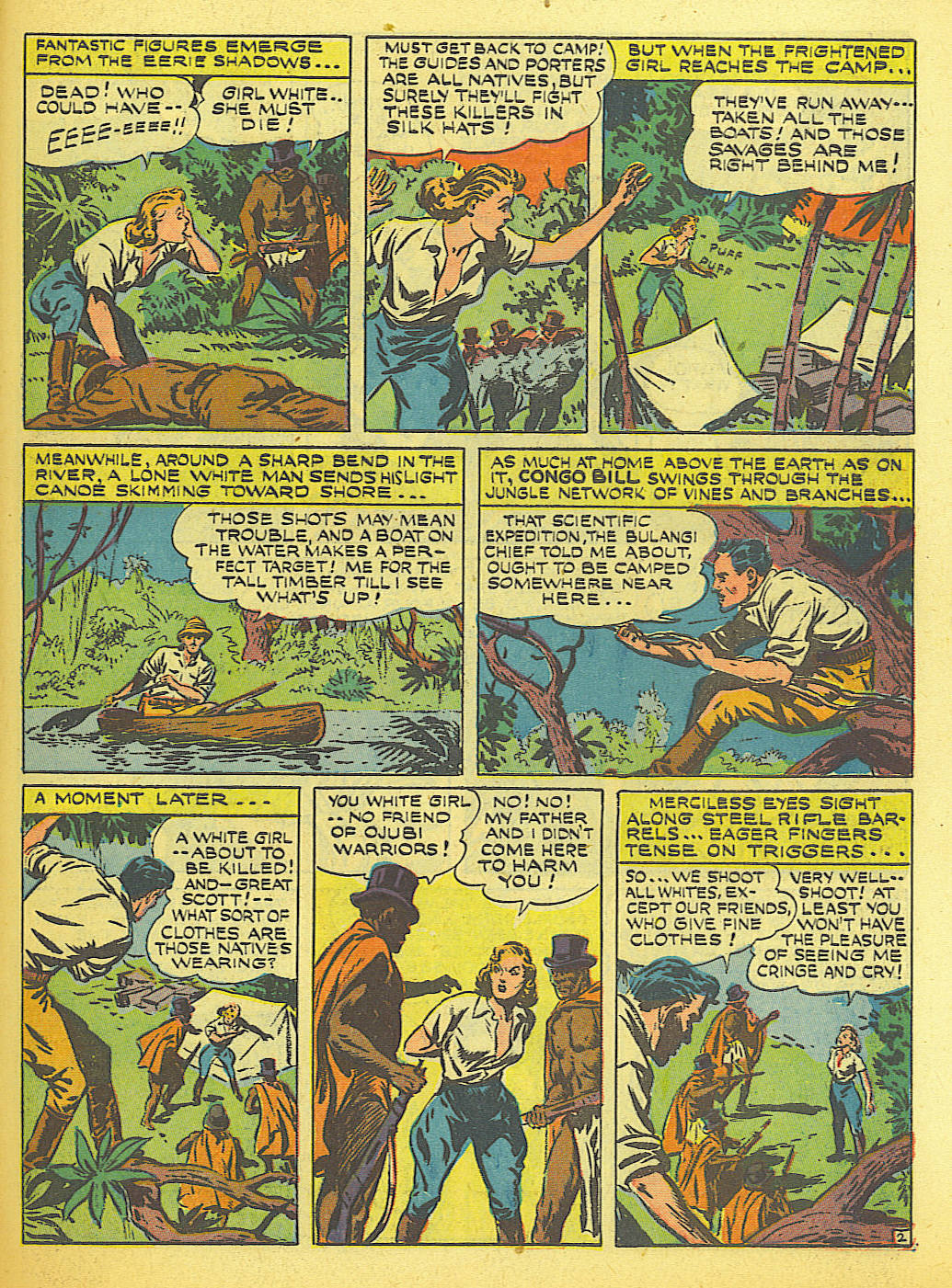 Read online Action Comics (1938) comic -  Issue #58 - 42