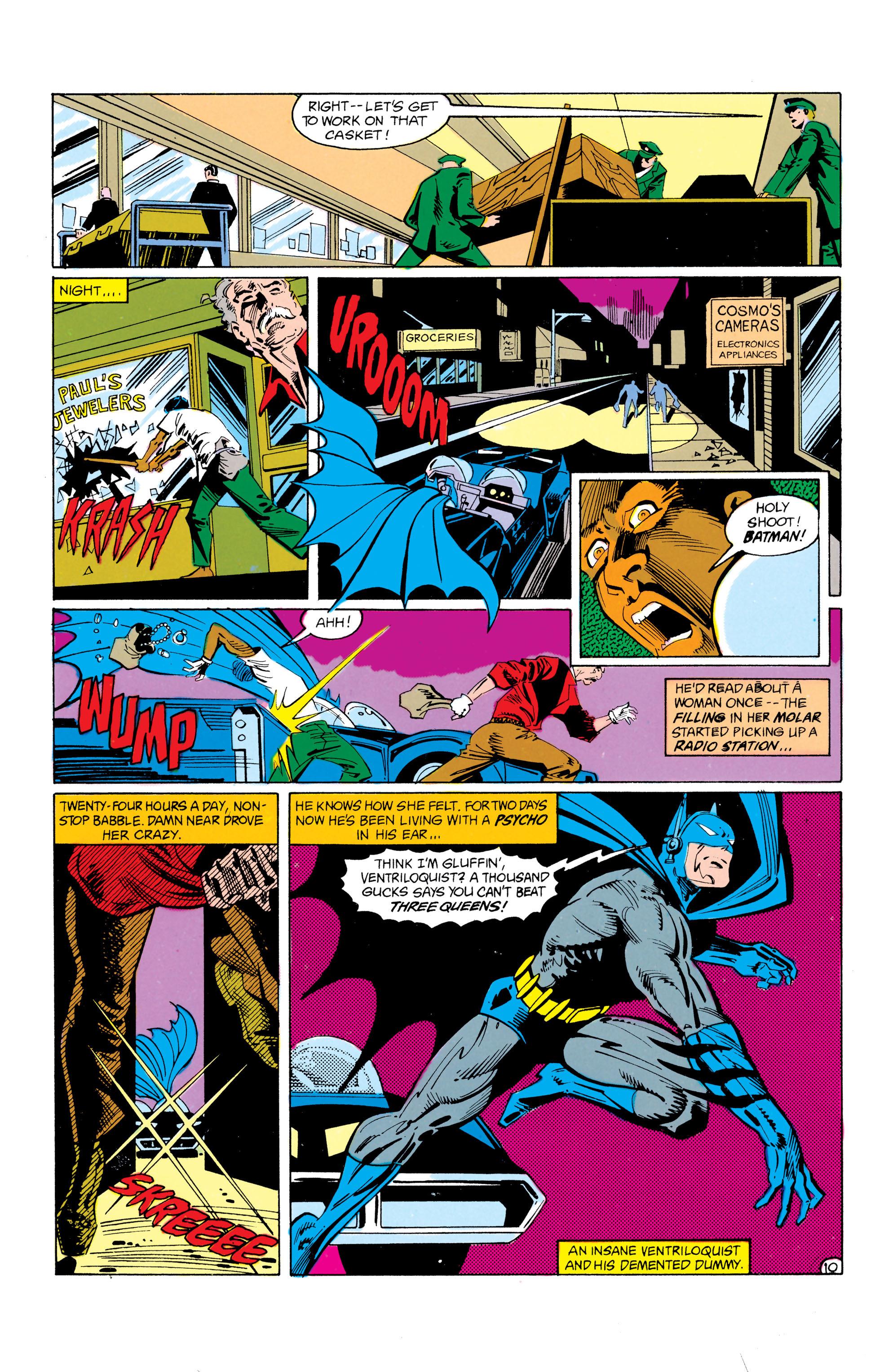 Detective Comics (1937) 584 Page 10