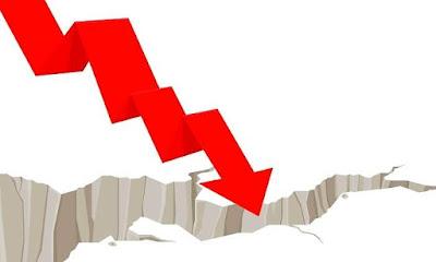 En picada: la actividad económica cayó un 1,6% en agosto