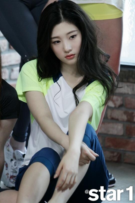 Foto SMA Chaeyeon I.O.I Ini Bikin Netizen Heboh