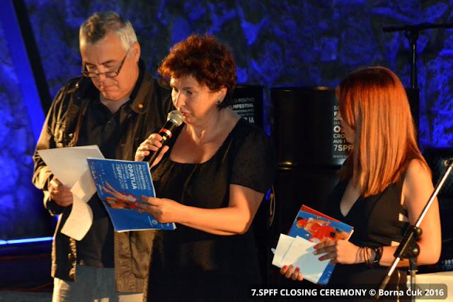SPFF CLOSING CEREMONY & GRASEBALLS CONCERT 06.08.2016 @ Zatavranje festivala Solo Positivo