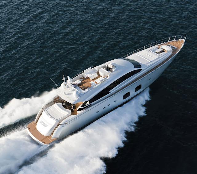 Pershing 108 Luxury Yacht