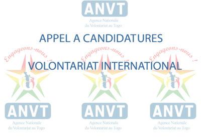 Togo : L'ANVT recrute un VIR pour une mission à Agen – Lot et Garonne (France)