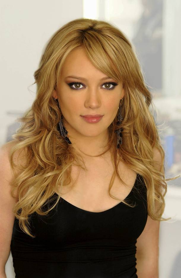 Hilary Duff Hairstyle Trends Hilary Duff Hairstyle Trends