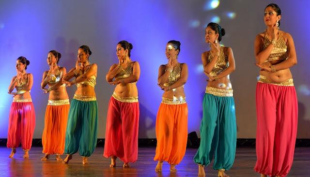 فوائد الرقص الشرقي  للتخسيس