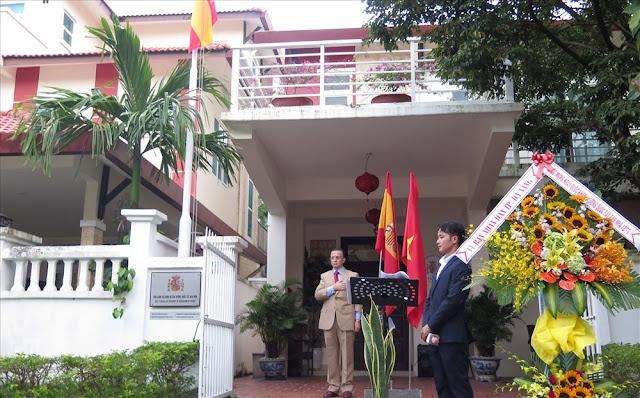 Lãnh sự quán Tây Ban Nha tại thành phố Đà Nẵng