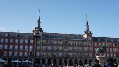 Casa de la Panadería. Plaza Mayor de Madrid