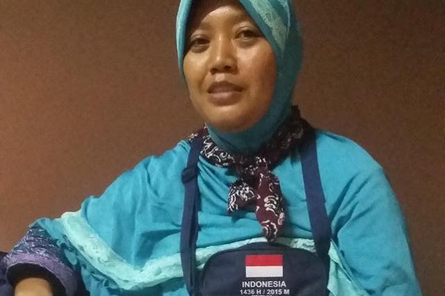 Sehari Nabung Rp 20 Ribu, Ibu Penjual Kerupuk Bawang Akhirnya Bisa Naik Haji