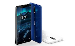 Nokia 5.1 Plus (X5) - Specifications, Features and Prices in Nigeria, India and UK