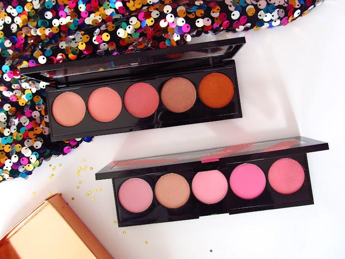 loreal blush paints amber pinks