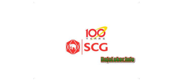 Lowongan Kerja PT SCG Indonesia Terbaru Juni 2018
