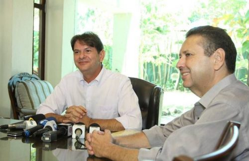"""O bom """"Filho"""" a casa do Pai retorna. Domingos vai apoiar a reeleição de Camilo Santana"""