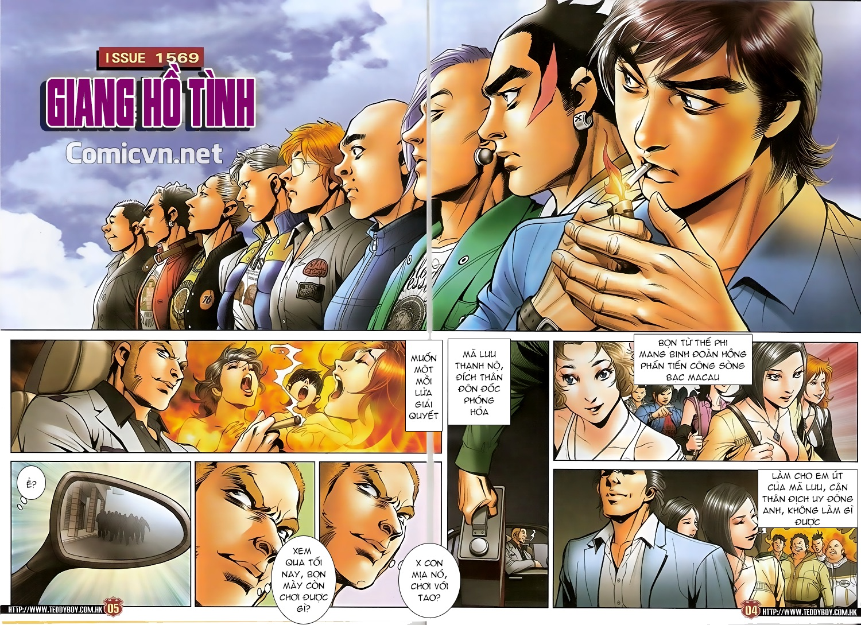 Người Trong Giang Hồ - Chapter 1569: Giang Hồ Tình - Pic 2