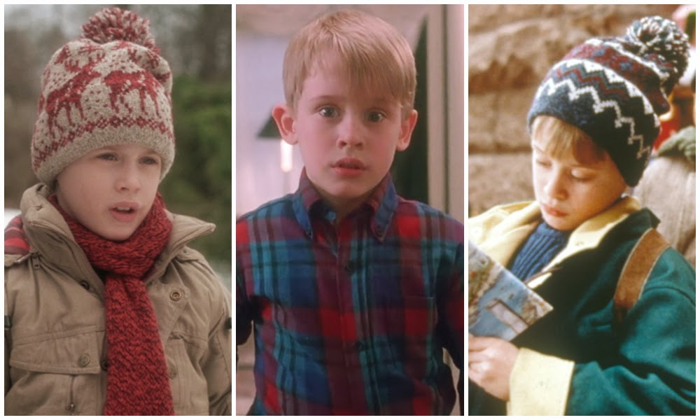 Here are my some of my favorite pieces Kevin wore in the movie (I even  added one from the sequel). Below 376071773cd