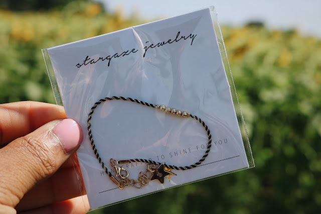 Stargaze Jewelry Lana Bracelet with packaging