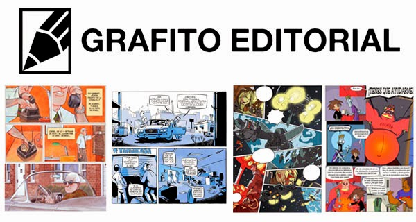 proyectos Grafito Editorial
