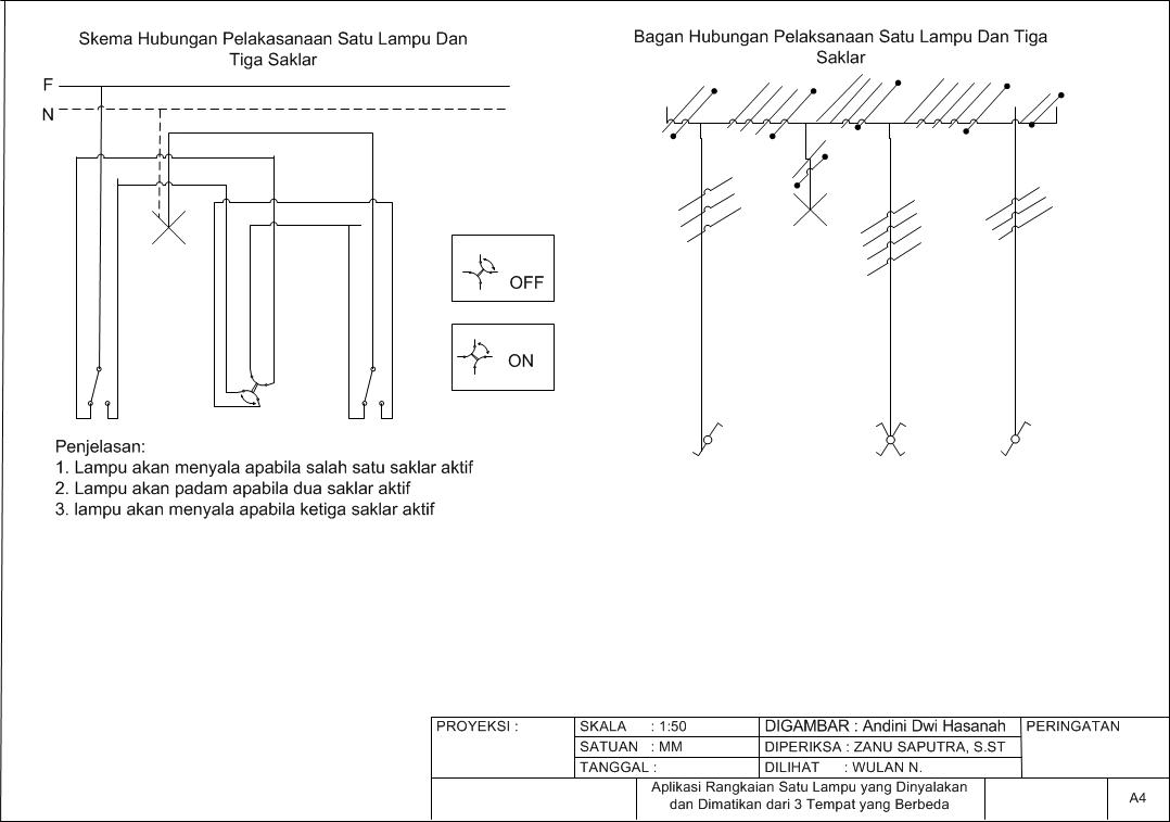 gambar teknik listrik aplikasi rangkaian listrik dan gambar rangkaian instalasi rumah sederhana wiring diagram [ 1078 x 757 Pixel ]
