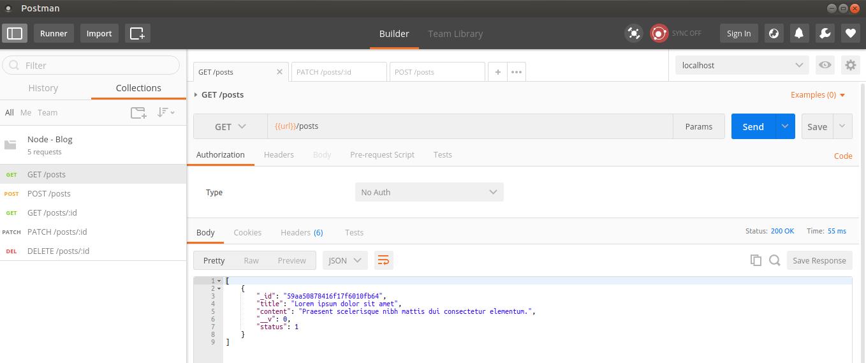Huan's Blog: Build a simple blog with Node js, Express, MongoDB (Part 6)