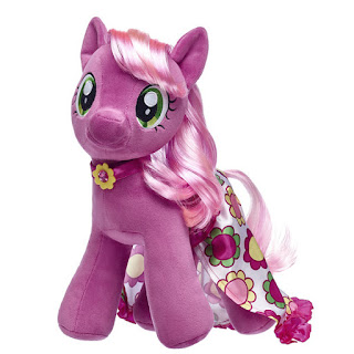 My Little Pony Cheerilee Build-a-Bear Plush