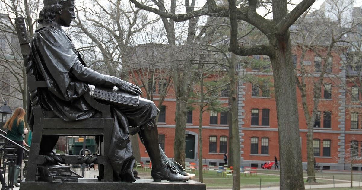 Harvard y la libertad de expresión (#crítica).