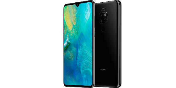 Huawei Mate 20 officially announced