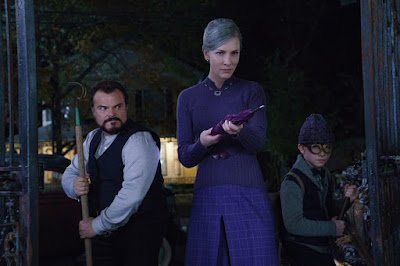 The House With A Clock In Its Walls 2018 Jack Black Cate Blanchett Owen Vaccaro