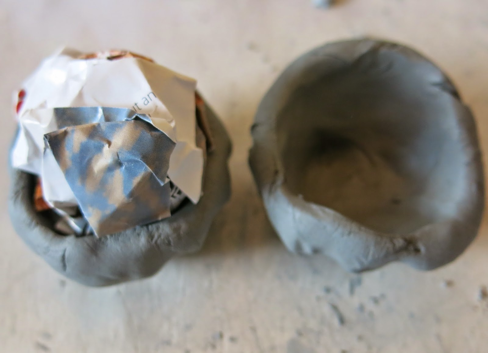 how to make pinch pot long