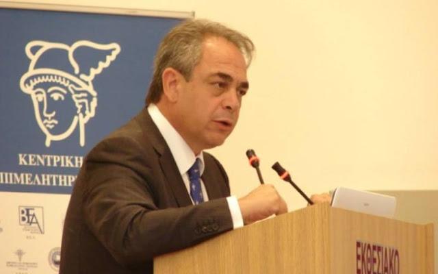Κώστας Μίχαλος από το Ναύπλιο: Δύο προϋποθέσεις θα καθορίσουν την πορεία της ελληνικής οικονομίας