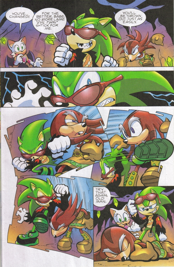 Read online Sonic The Hedgehog comic -  Issue #161 - 4
