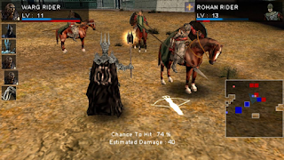Lord Of The Ring - Tactics