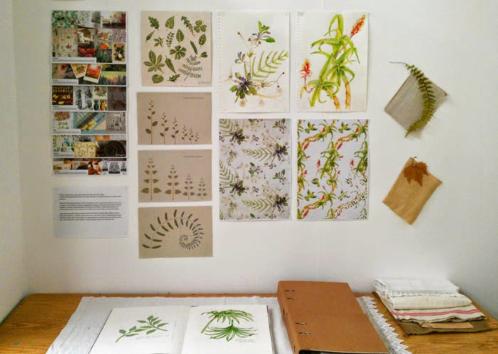 тренд ботаника в интерьере