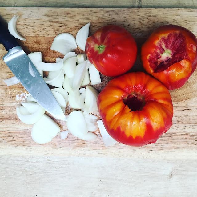 sauce tomate sans beurre ni lait