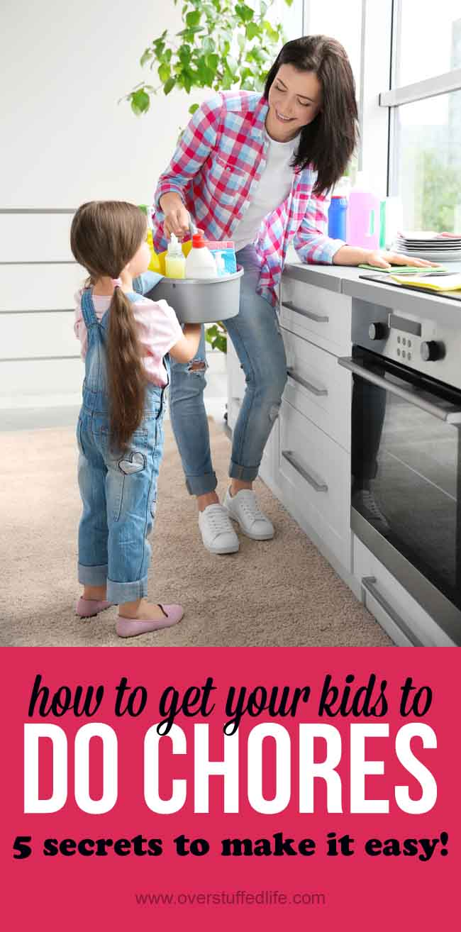 How to get kids to do chores | chores for kids | chore ideas | age appropriate help with housework | everyday household jobs for boys and girls | keep house clean and get kids to help
