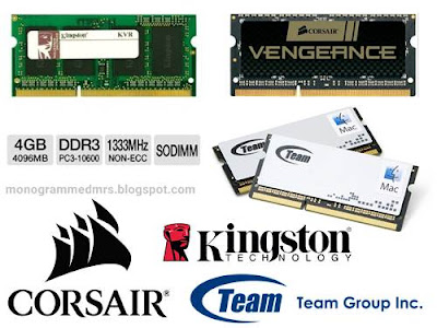 Harga Ram Laptop 4GB