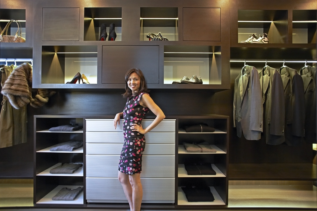 Awesome Your Luxury Closet Makeover