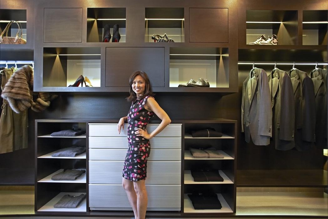 Your Luxury Closet Makeover