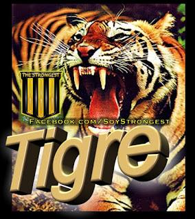 fondos del tigre