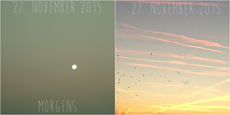 Blog + Fotografie by it's me! - Himmel am 27.11.2015