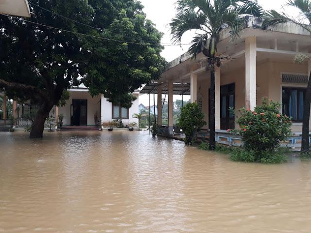 Chùm ảnh lũ lụt tại Giáo xứ Dương Sơn – Huế - Ảnh minh hoạ 9