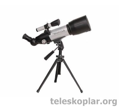 Bushman BN30 70-350 teleskop incelemesi