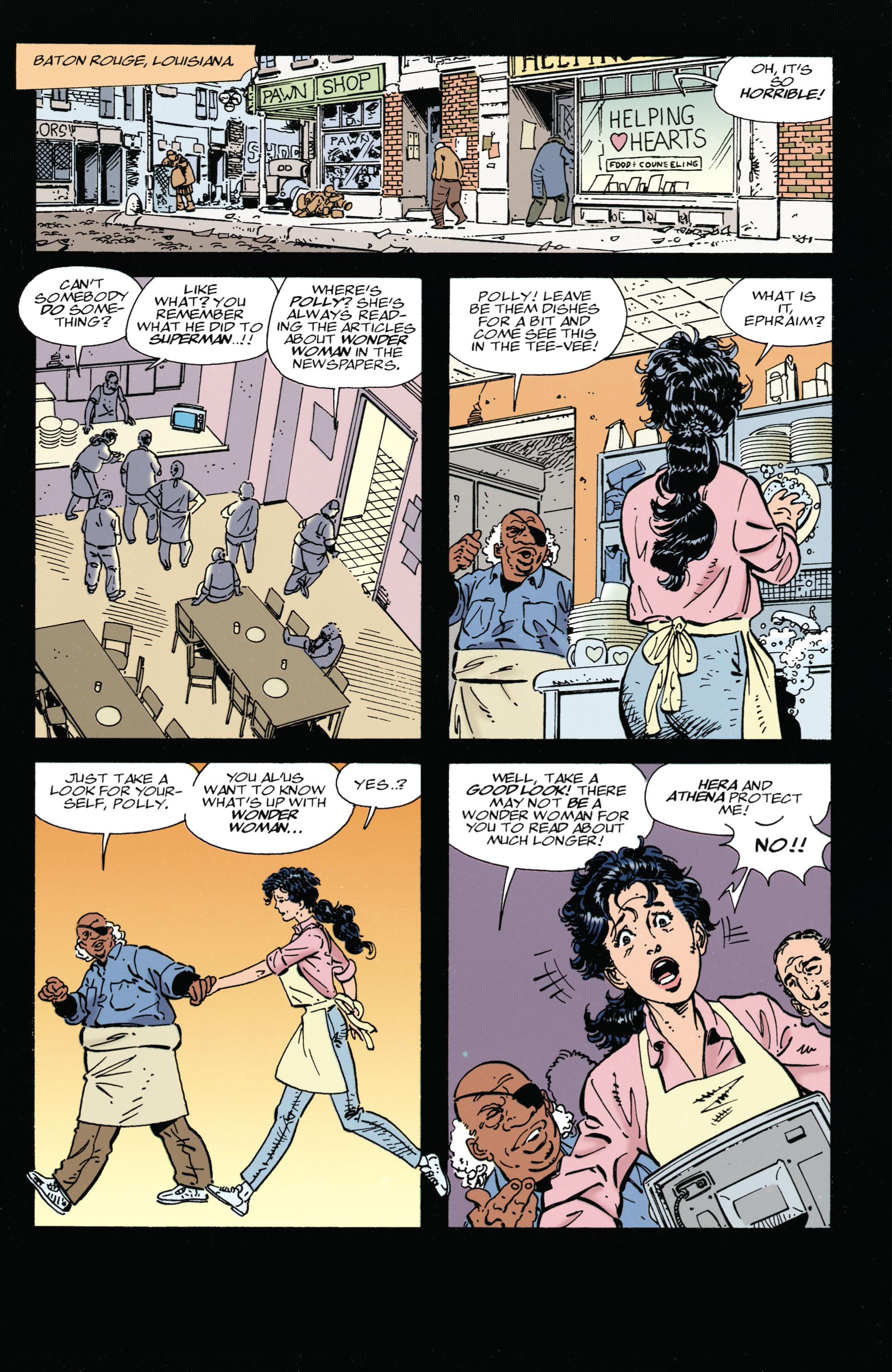 Read online Wonder Woman (1987) comic -  Issue #112 - 2