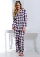 Pijama din finet