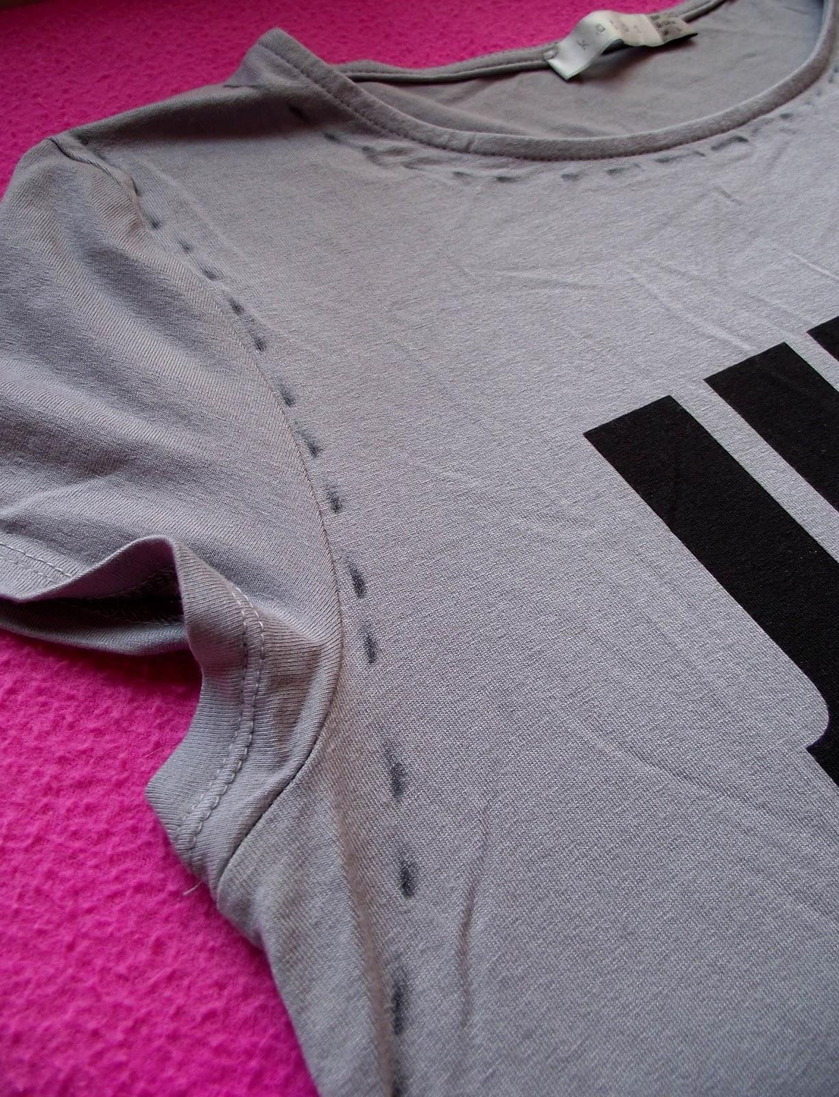 Tişört Nasıl Yenilenir